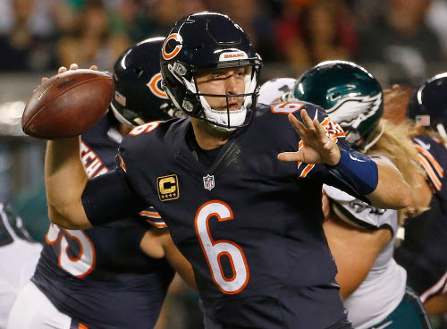 Bears Quarterback Controversy? It's Jay Cutler's job