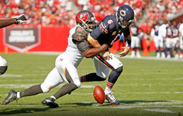 Jay Cutler at fault, but all Bears to blame in loss to Bucs