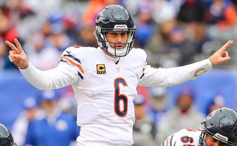 Jay Cutler's shoulder surgery could end Bears career