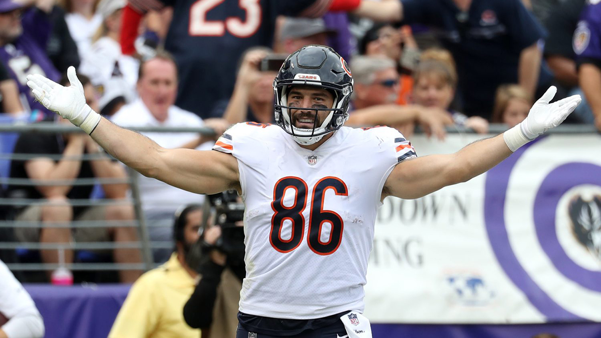 Bears overcome special teams miscues to beat Ravens