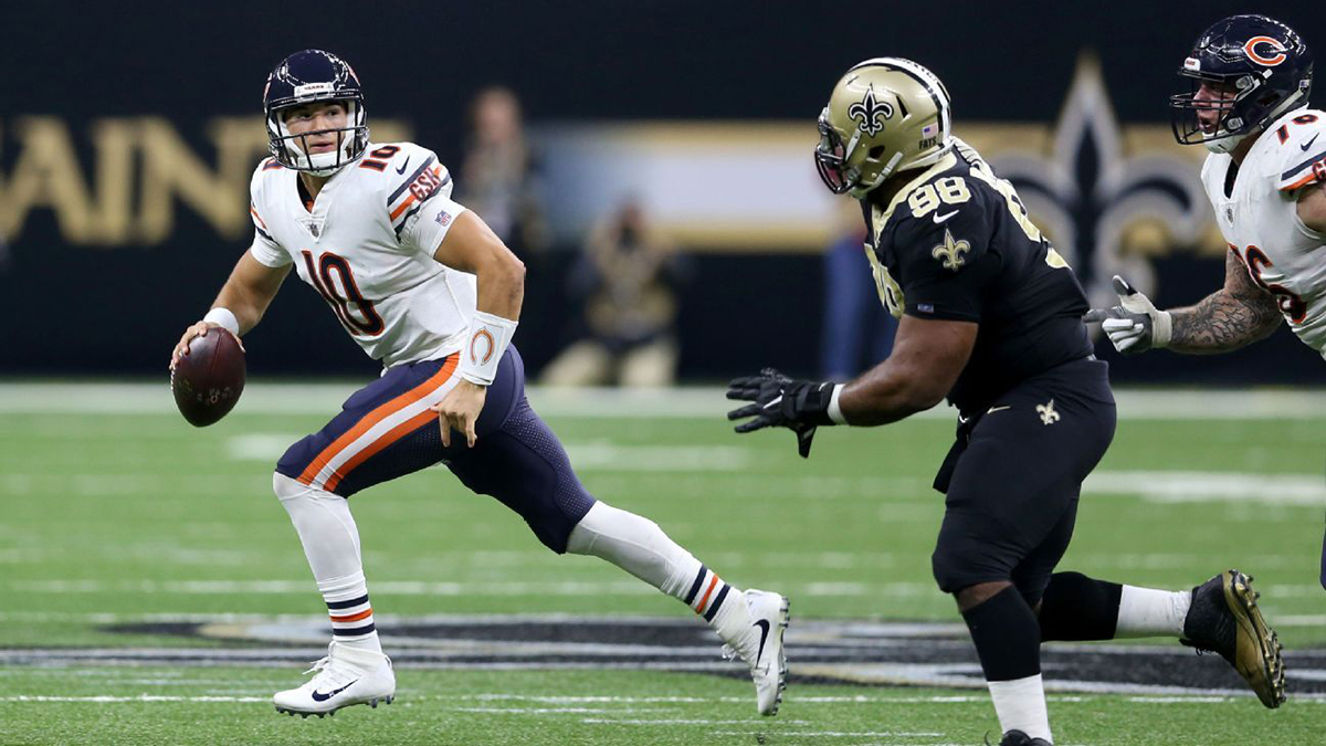Bears 'D' stays strong in New Orleans; 'O' grasping at straws