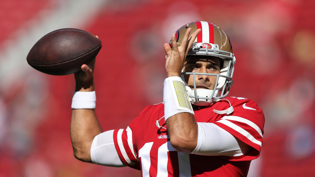 Bears-49ers: Jimmy Garoppolo 'what if' game will be front and center