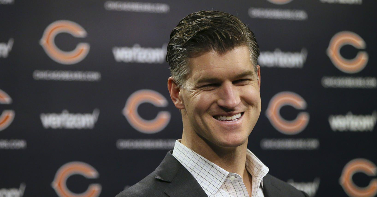 2018 Chicago Bears free agency: GM Ryan Pace aggressively filling needs