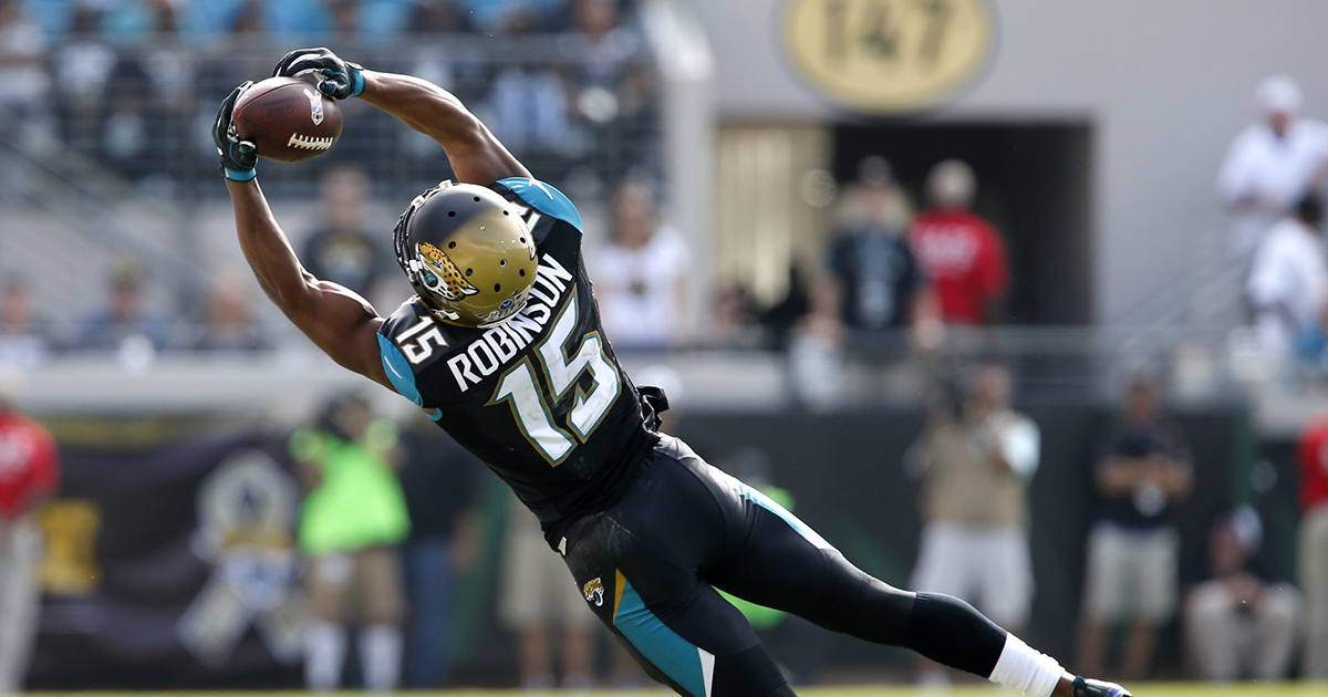 Reports: Bears expected to sign WR Allen Robinson