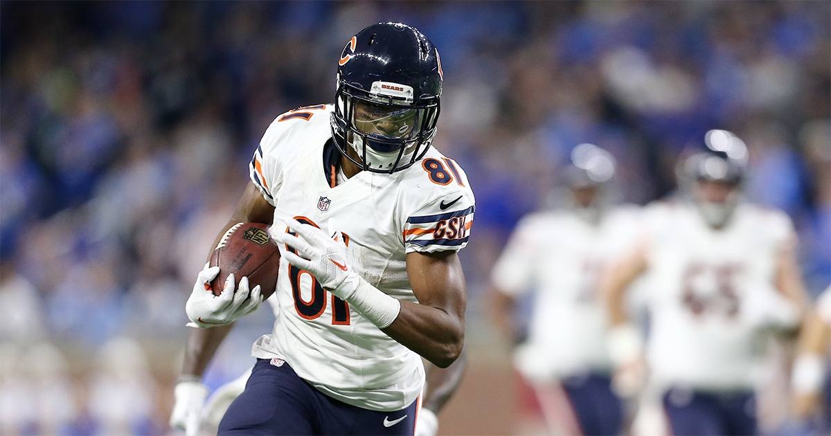 Bears decline to match Saints' offer to wide receiver Cameron Meredith
