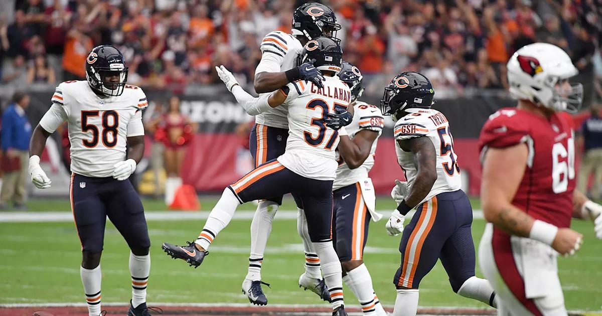 2018 Chicago Bears defensive takeaways offer shades of Lovie-era defense