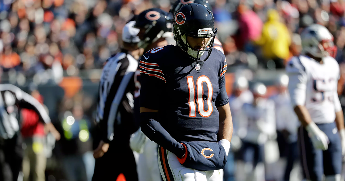 Bears have 'a ways to go' after three-phase loss to Patriots
