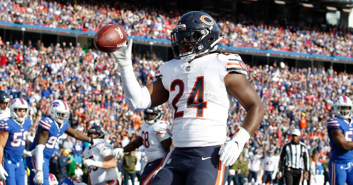 Bears take care of business against Bills