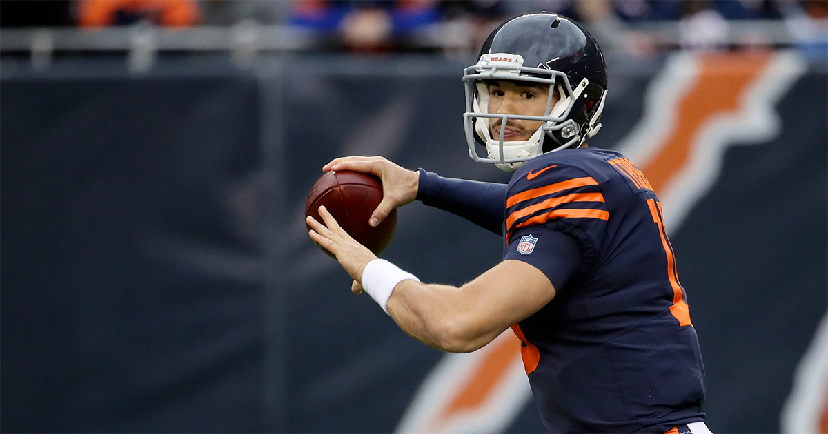 Bears need Trubisky healthy for critical December stretch
