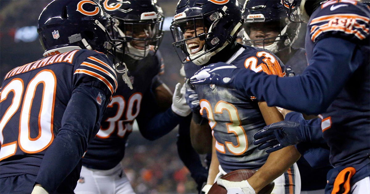 Bears grab Rams by horns, lock 'em down for 60 minutes