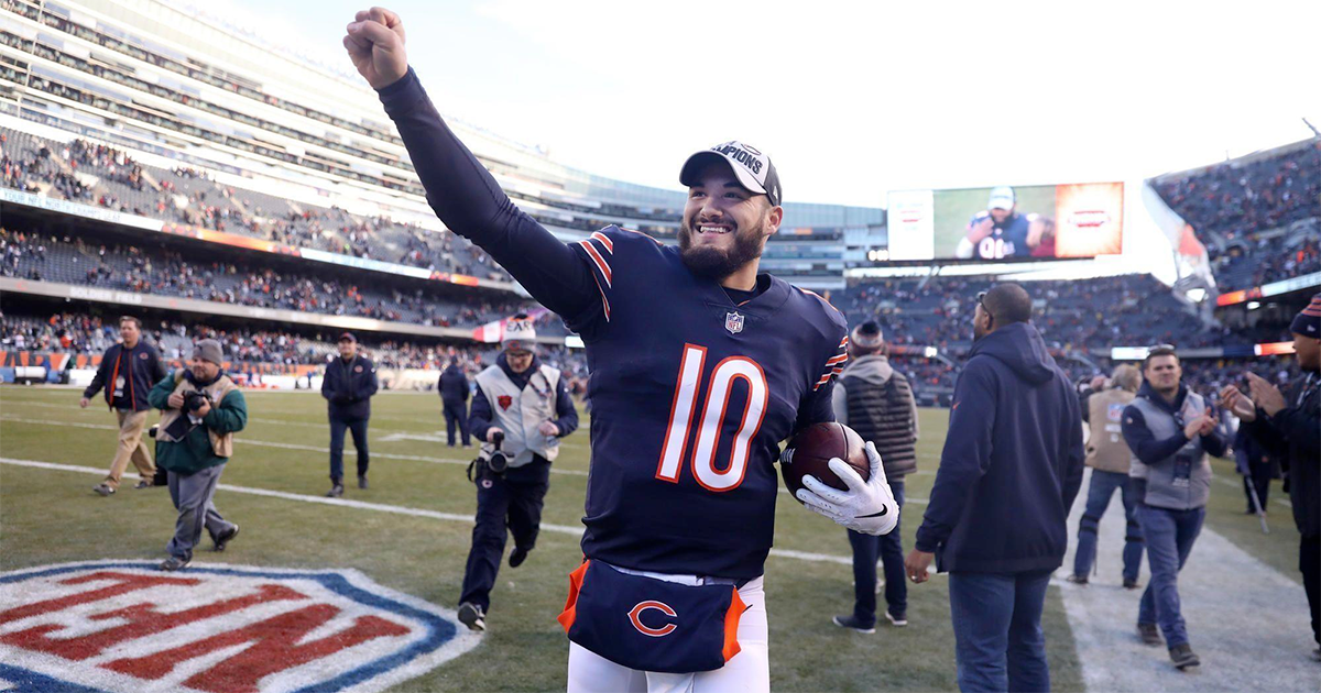 Crown 'em: Bears beat Packers, clinch NFC North title