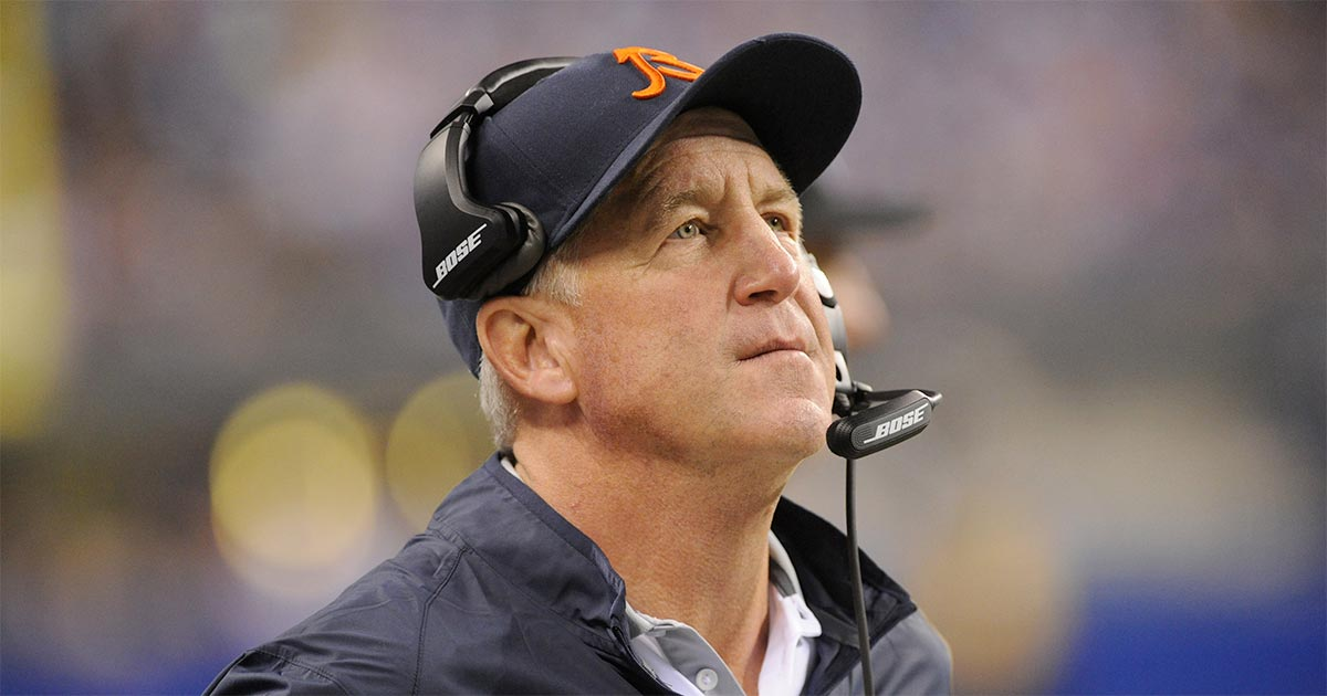 John Fox says Bears had worst NFL offseason