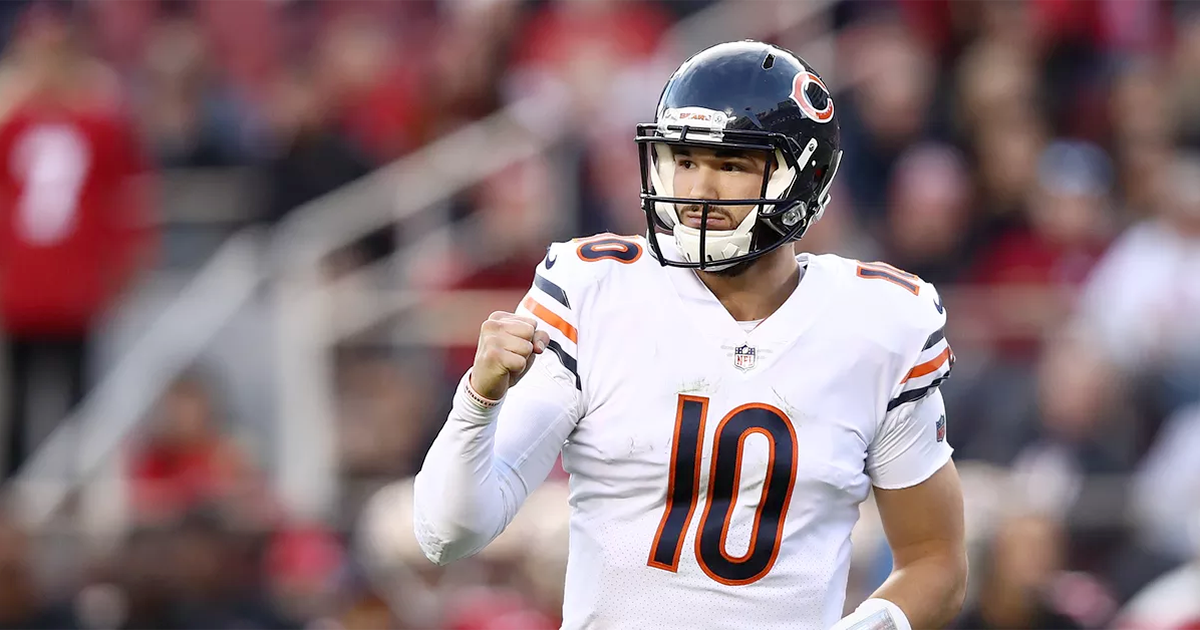 Can the Bears win the Super Bowl with Mitch Trubisky?