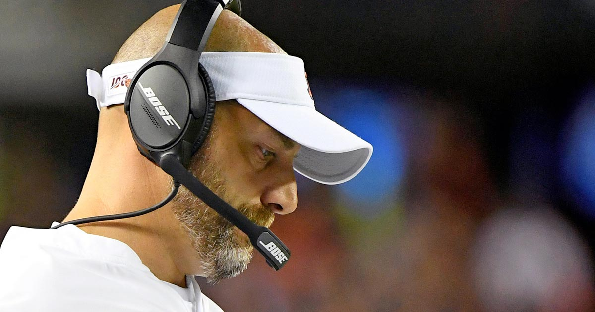 Nagy, Bears offense shoulder the blame in loss to Packers