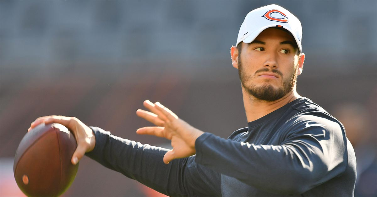 In Trubisky We Trust? Does the Bears' QB have yours?