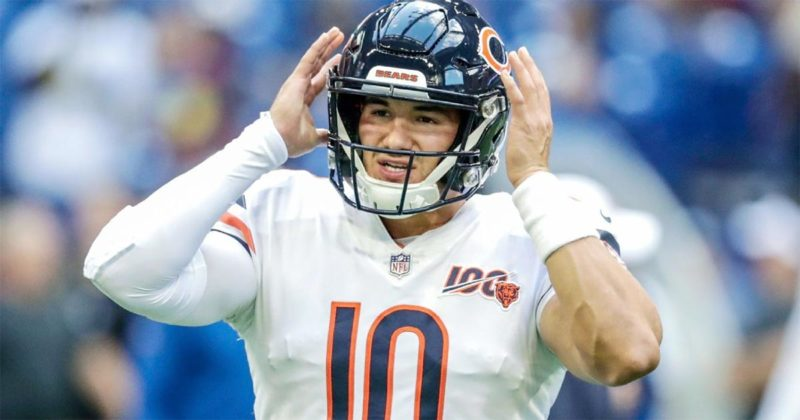 Bears have minimal leeway in tight NFC North race