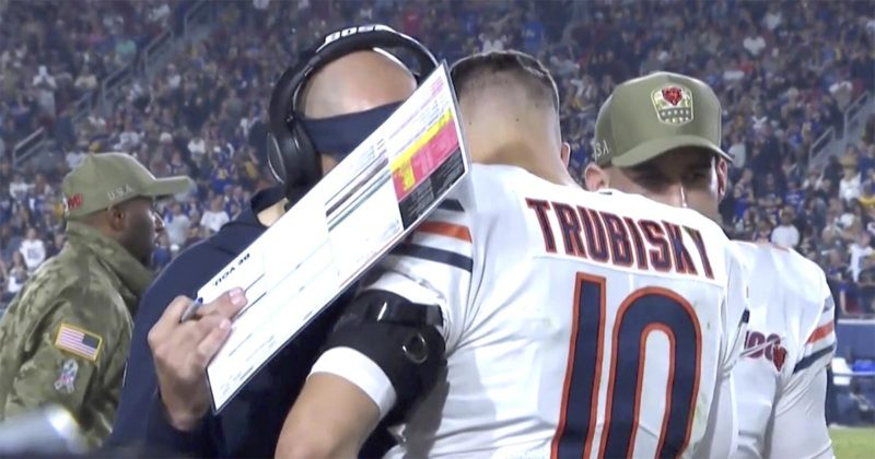 Bears continue searching for answers after loss to Rams