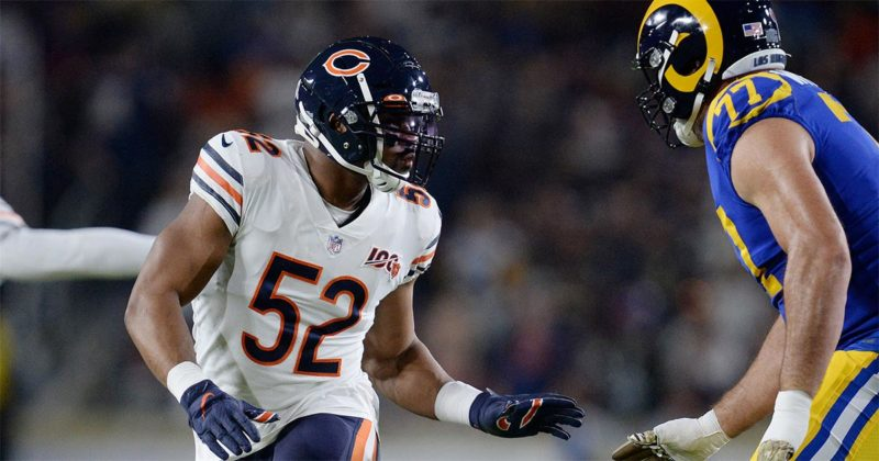 Bears vs. Giants: What do you need to see to feel good?