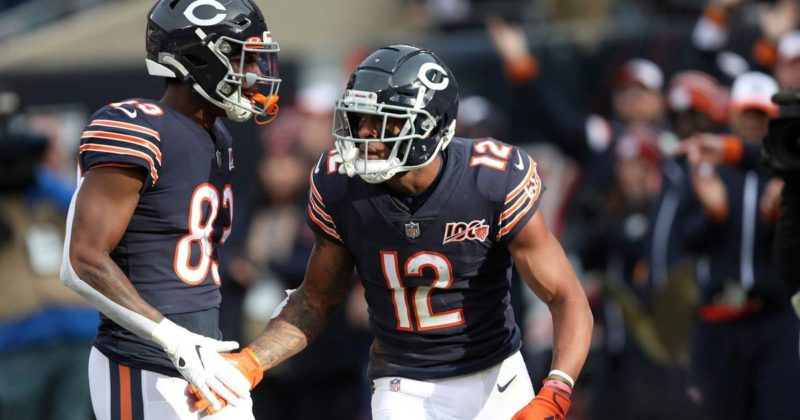 Bears follow similar script, this time to victory over Giants