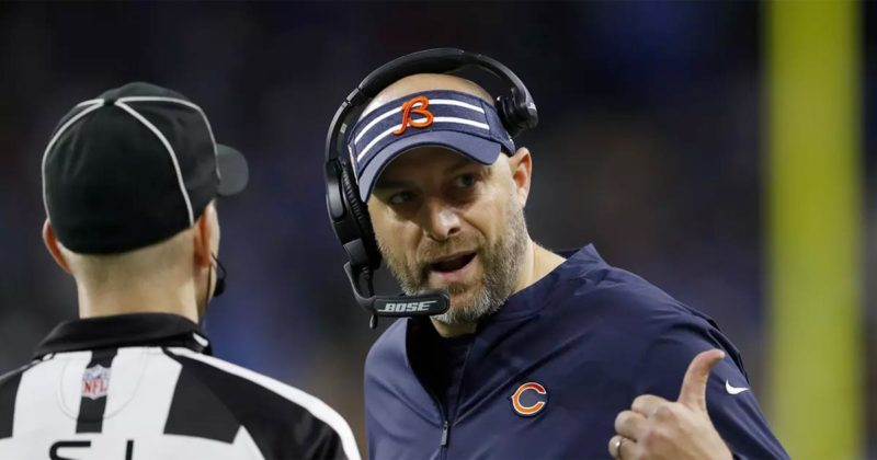 "Bears not long for postseason, but already in ""playoffs"""