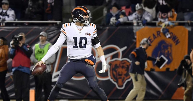 Bears pound Cowboys on both sides of the ball