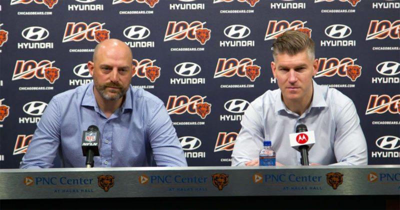 8 Bears thoughts following season-ending presser