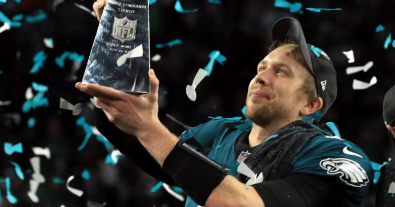 Foles adds experience, competition to QB room
