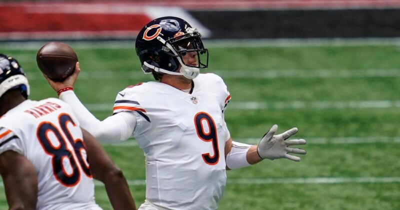 Nagy goes to the bullpen, Foles pulls out the win