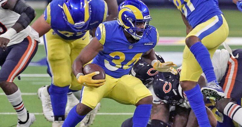 Rams humble Bears on Monday Night Football