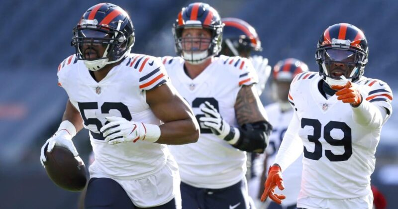 Bears show some signs of life while pounding Texans
