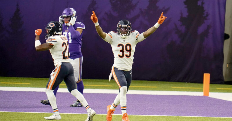 "Bears beat Vikings in must-win ""playoff"" action"