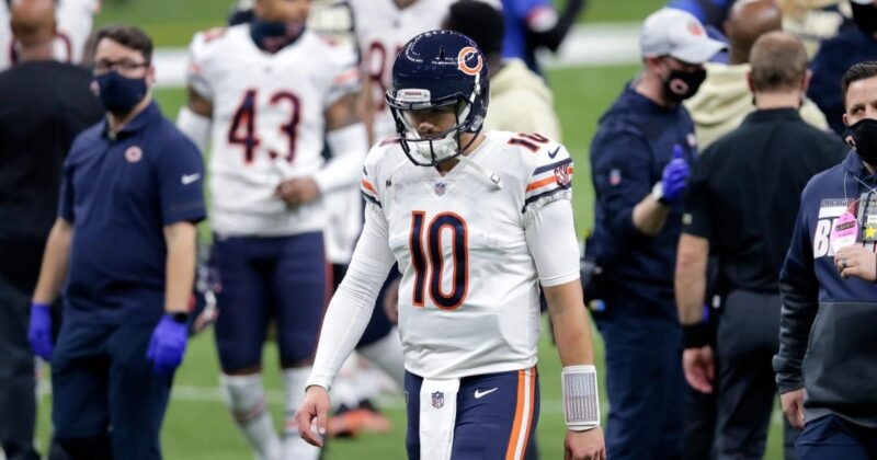 Bears fall to Saints in playoffs, head toward offseason of potential change