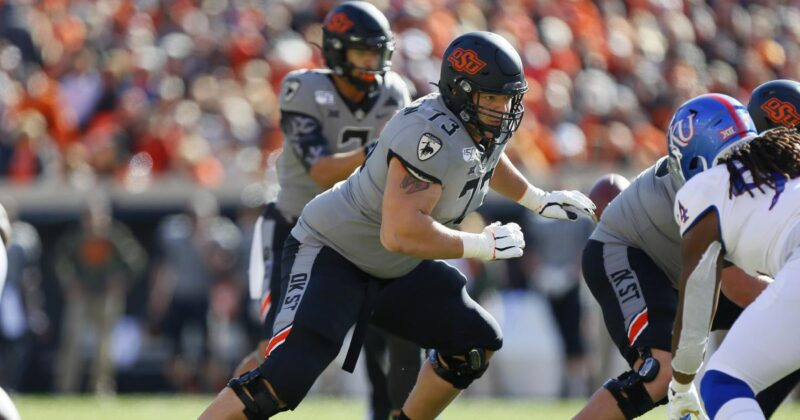 Bears strengthen offensive line with OT Teven Jenkins